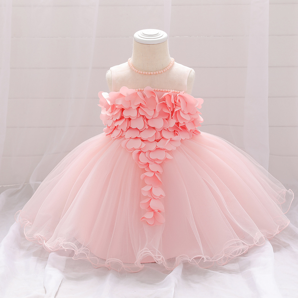 Váy đầm công chúa cho bé 1 tuổi - Vân Kim Shop