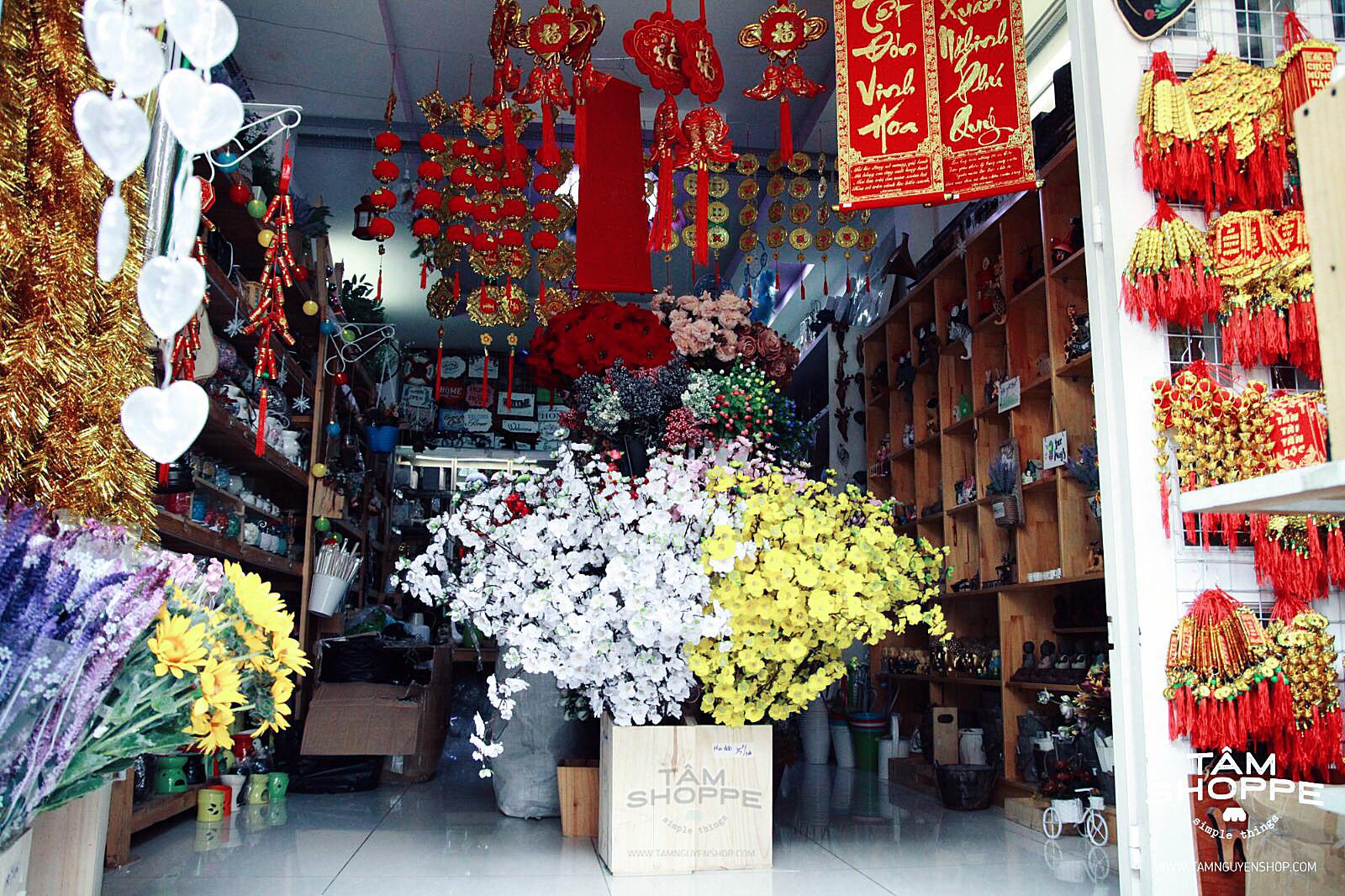 Tâm Shoppe | Đồ trang trí Tết 2017 về ngập Shop