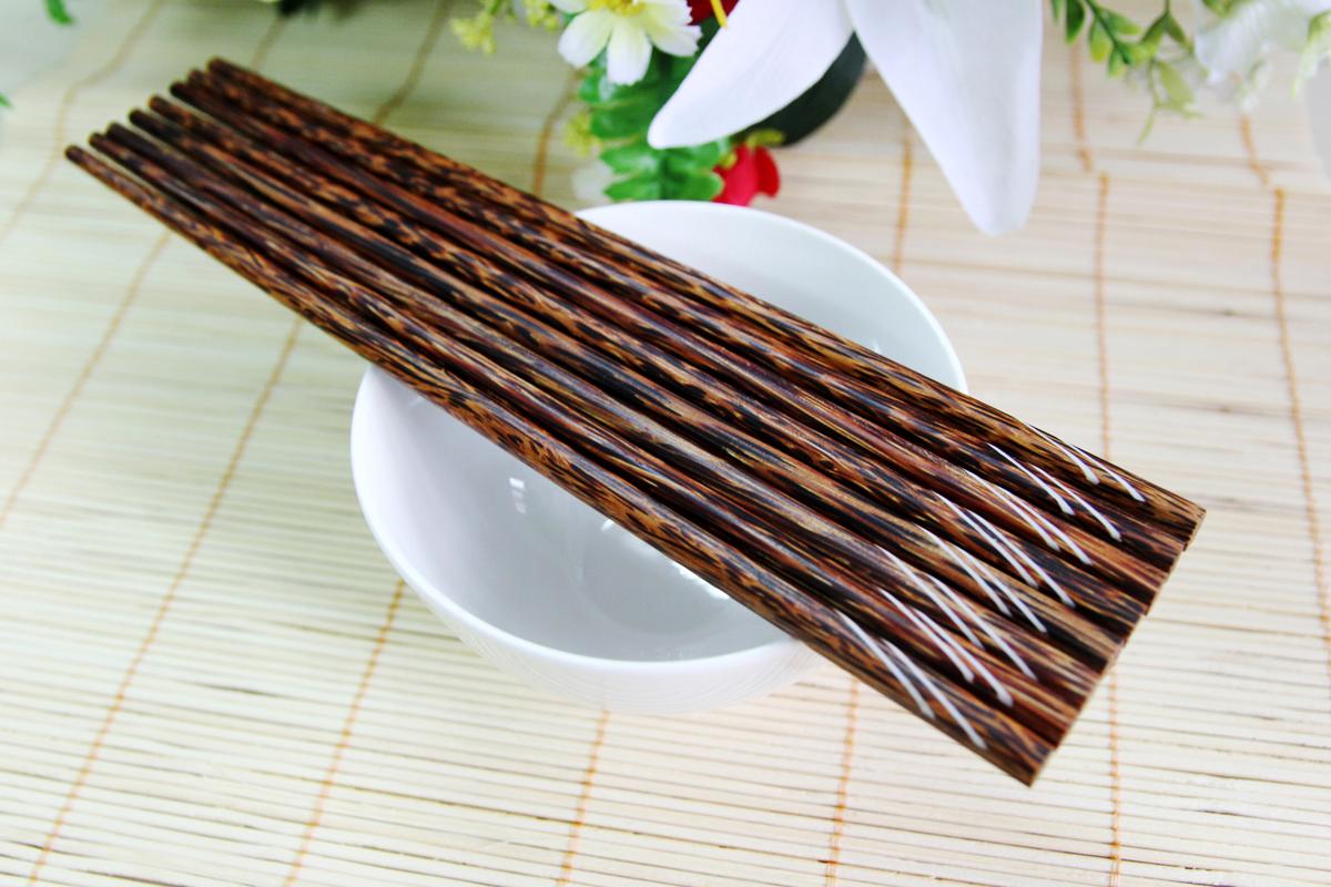 Tại sao sử dụng đũa gỗ dừa tốt mà không phải loại đũa khác