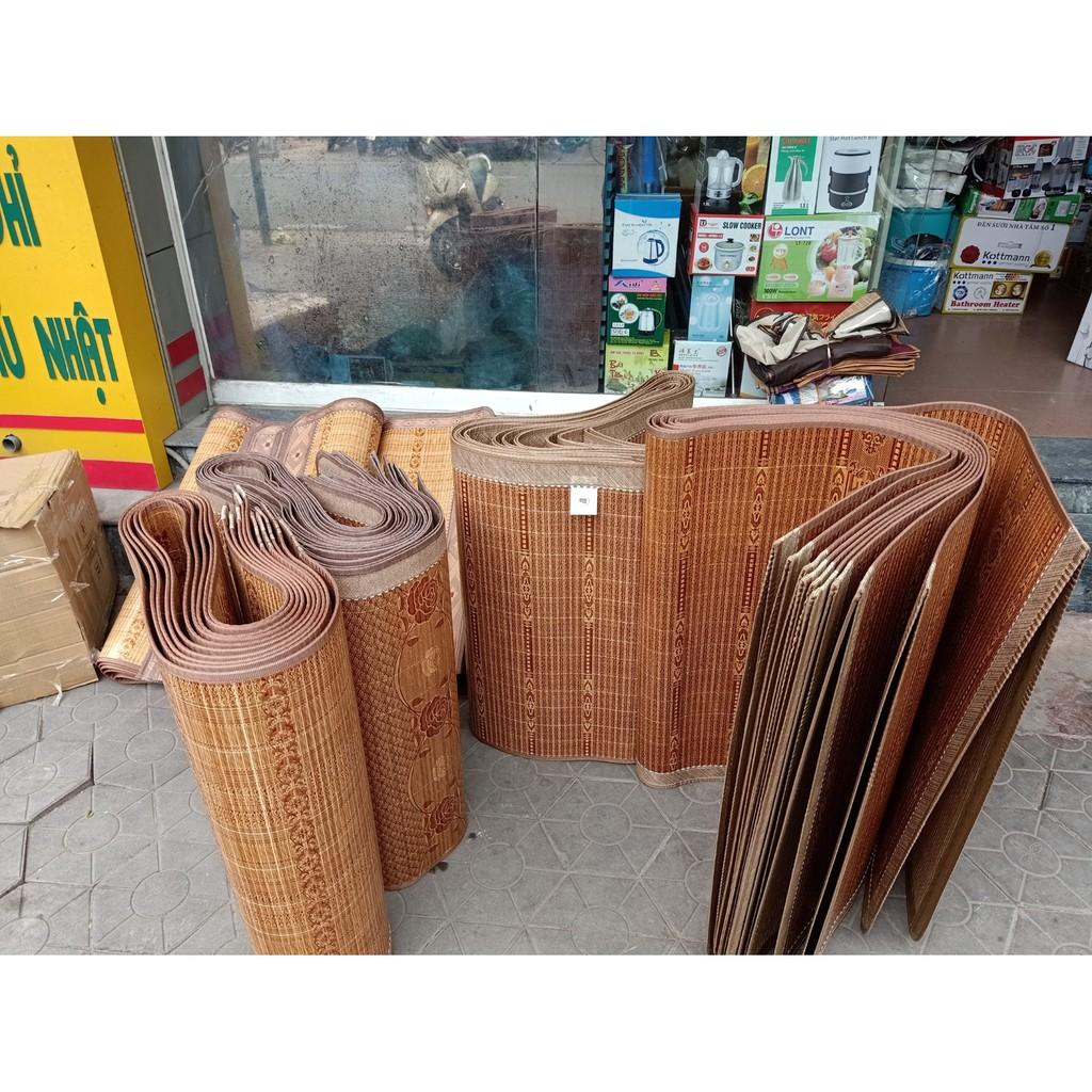 Chiếu tre gấp lụa 2 mặt cao cấp KT 1m8x2m , Chiếu trúc gấp lụa 2 mặt cao cấp KT 1m8x2m | Shopee Việt Nam