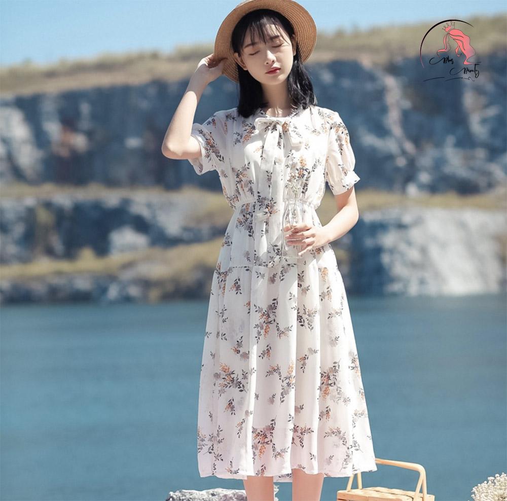 99+ Mẫu váy đầm maxi kiểu mới thời trang 2021 cực đẹp