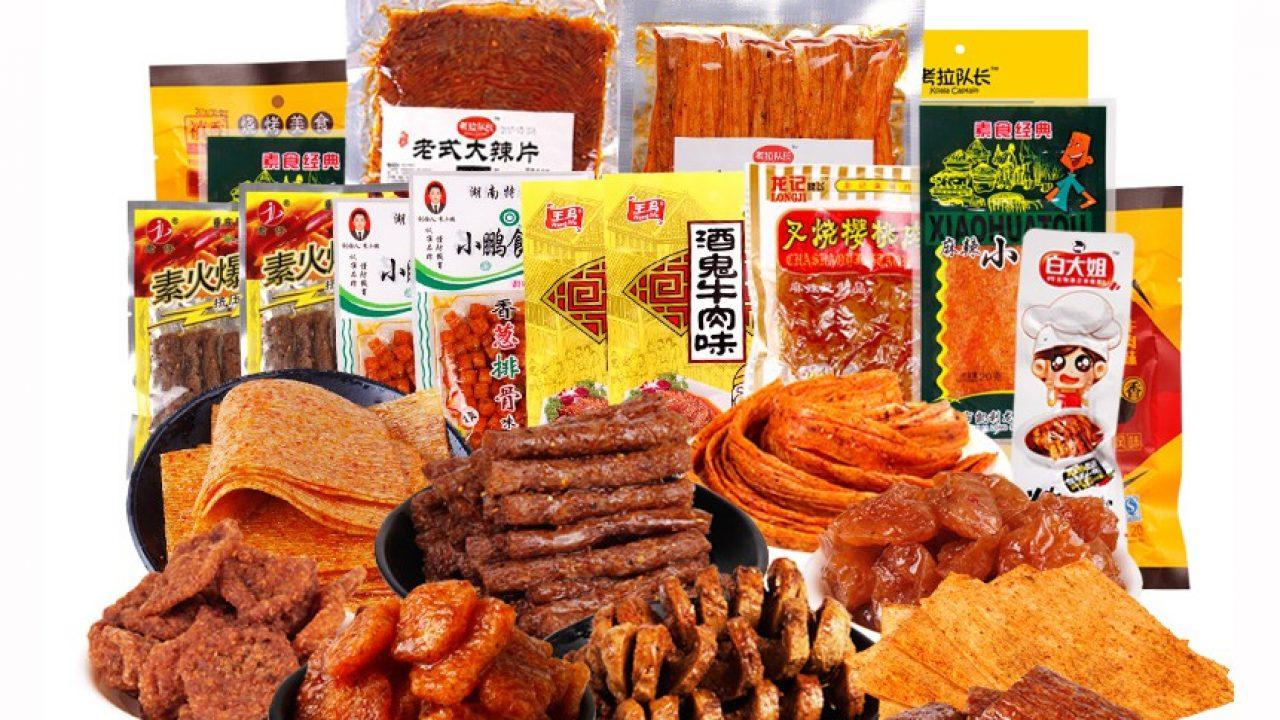 Nhập hàng Trung Quốc: Order đồ ăn vặt Trung Quốc ở đâu? - Cadavan