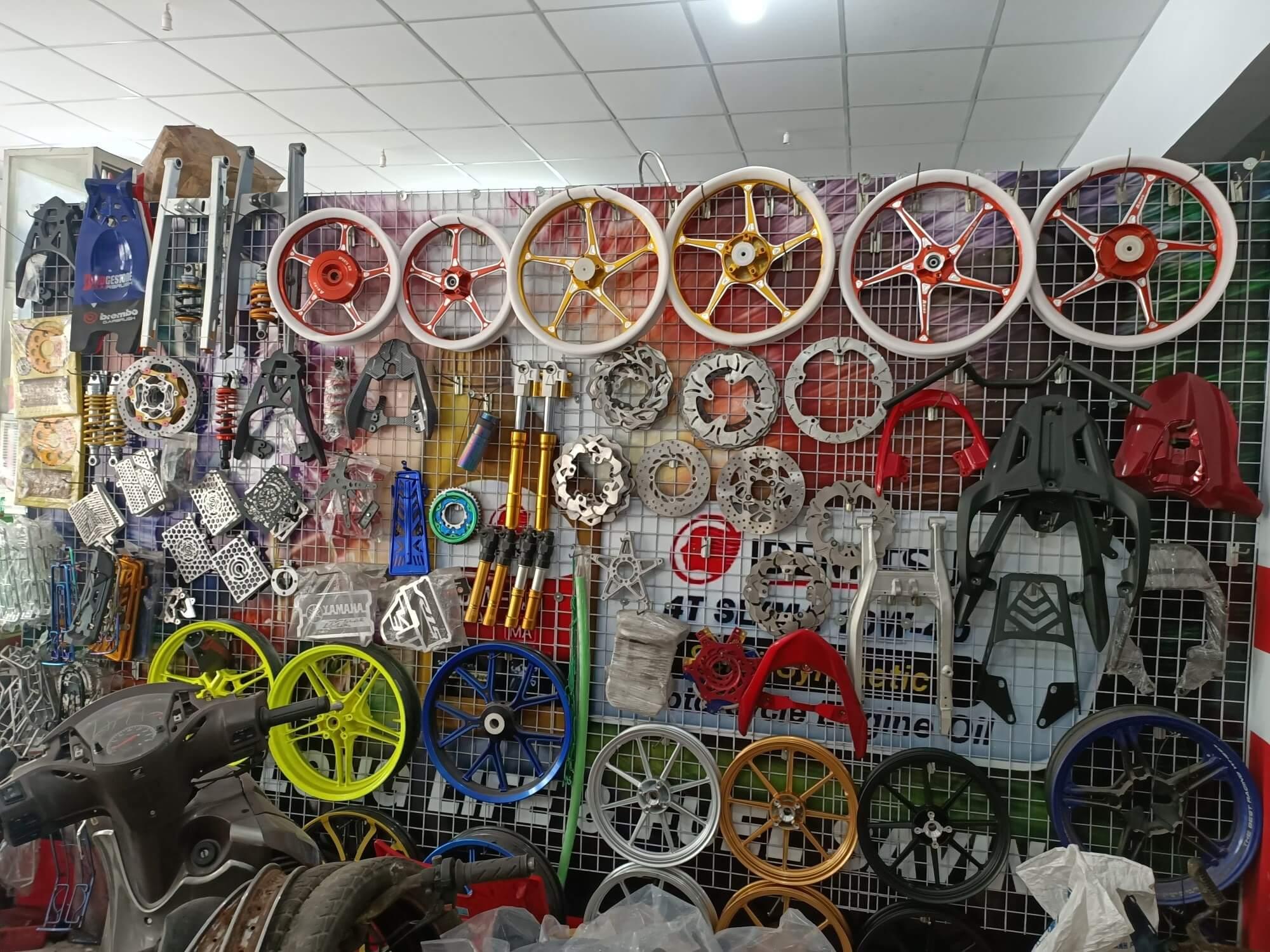 Top 8 shop đồ chơi xe máy Đà Nẵng nhất định phải ghé