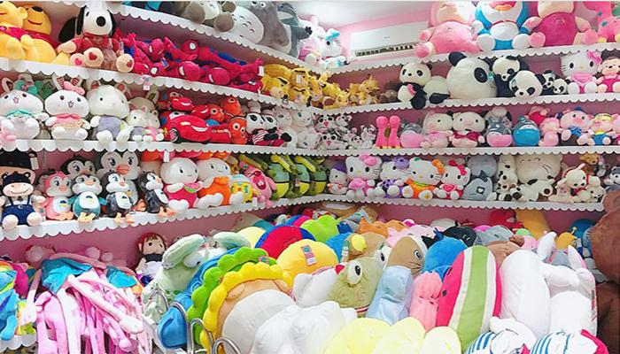 Gấu Bông Giá Rẻ ở Hà Nội - HCM   Shop Bán Giá chỉ từ 100K