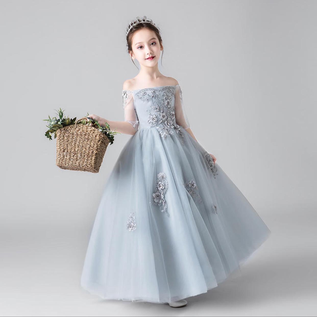 Váy công chúa cao cấp trẻ em mã 177 | Jinshop.vip