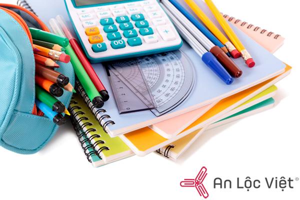 Top 5+ đồ dùng học tập cho học sinh cấp 2 | An Lộc Việt