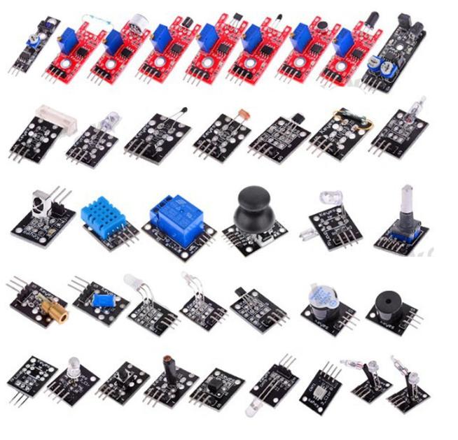 109ms- 37 bộ cảm biến - Mạch Arduino