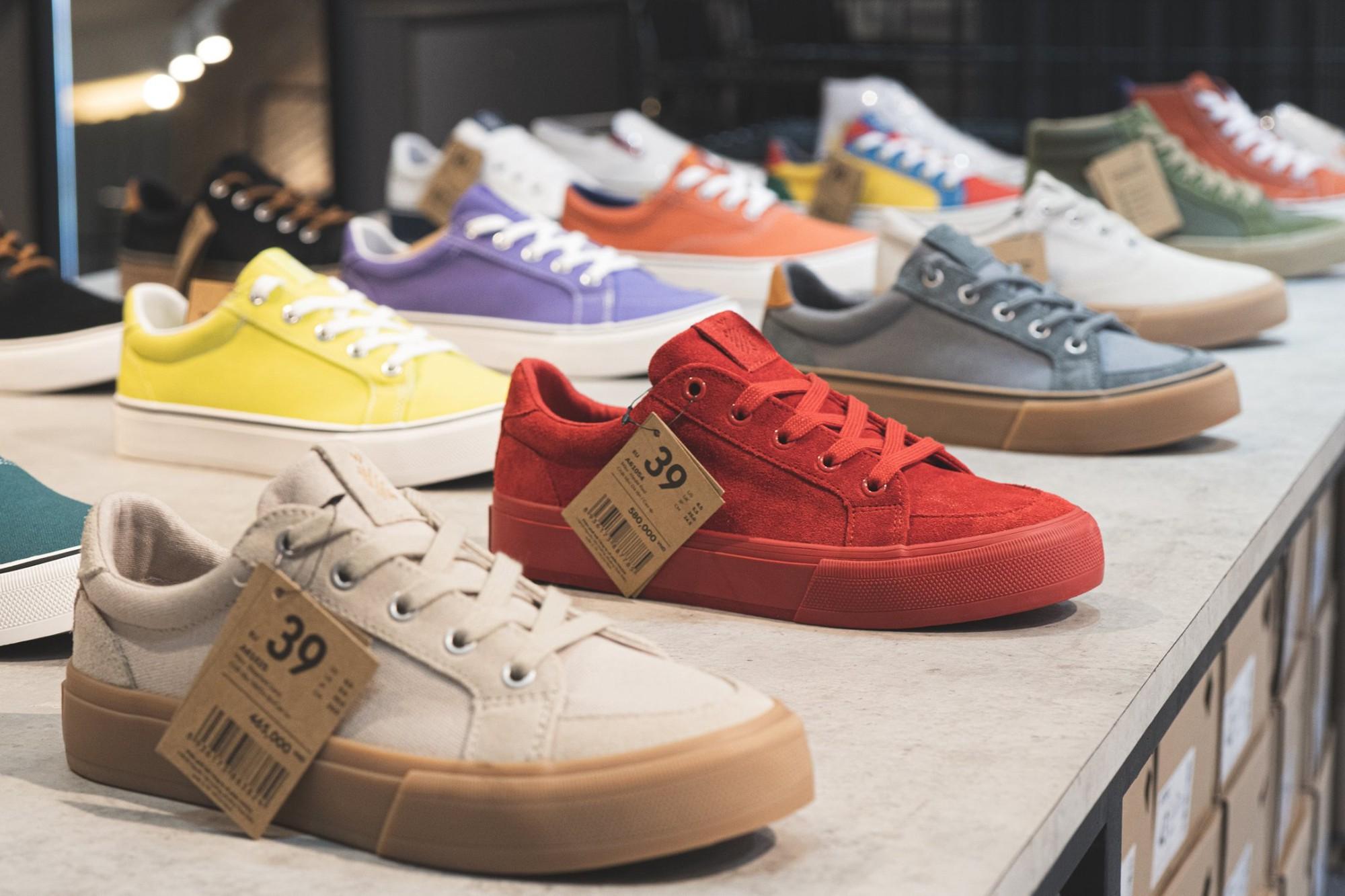 Có thể bạn chưa biết: 5 thương hiệu giày Việt Nam chất lượng cao, không  thua kém bất cứ cái tên