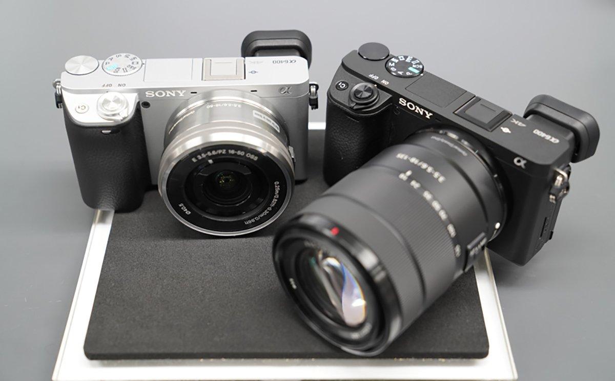 Sony Nhật Bản ra mắt bản Sony A6400 màu bạc song song với bản đen, giá  không đổi, bán ra 22/02 | Tinh tế