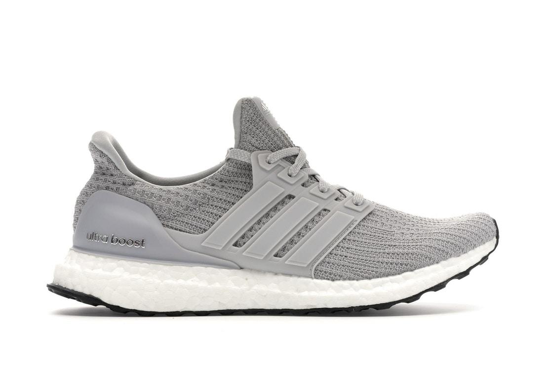 Giày chạy bộ adidas Ultra Boost 4.0 Grey | Lazada.vn