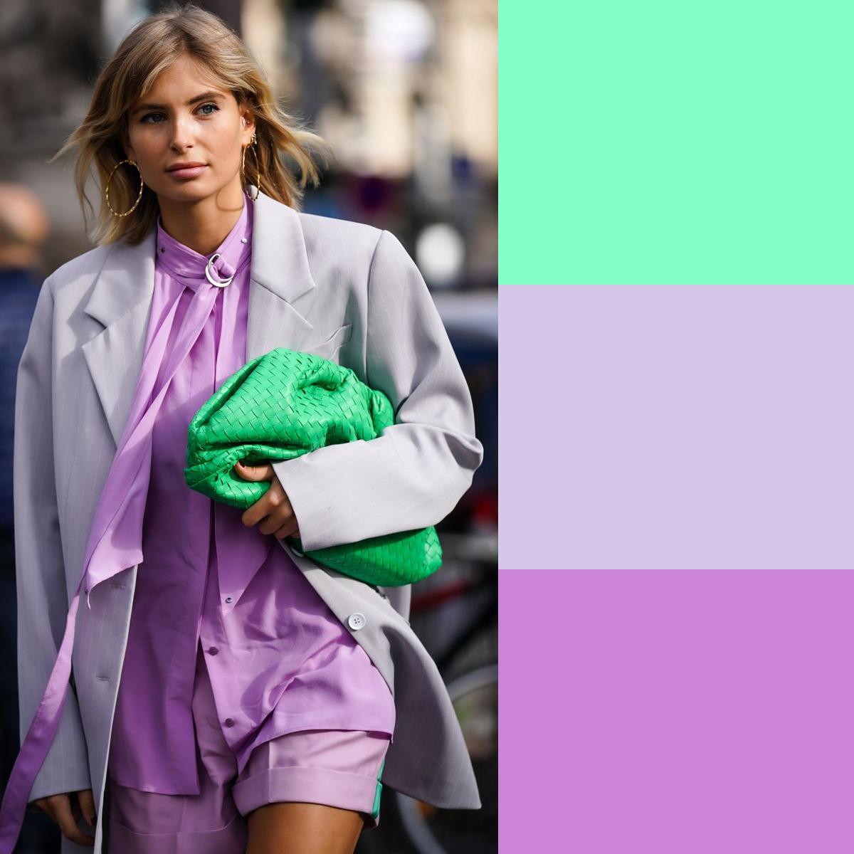 5 cách phối màu quần áo tươi tắn trong mùa Hè - Thời trang - Việt Giải Trí