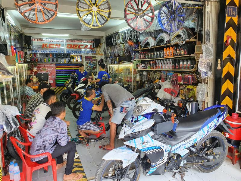 Top 7 Cửa hàng đồ chơi xe máy uy tín nhất Cần Thơ - Toplist.vn