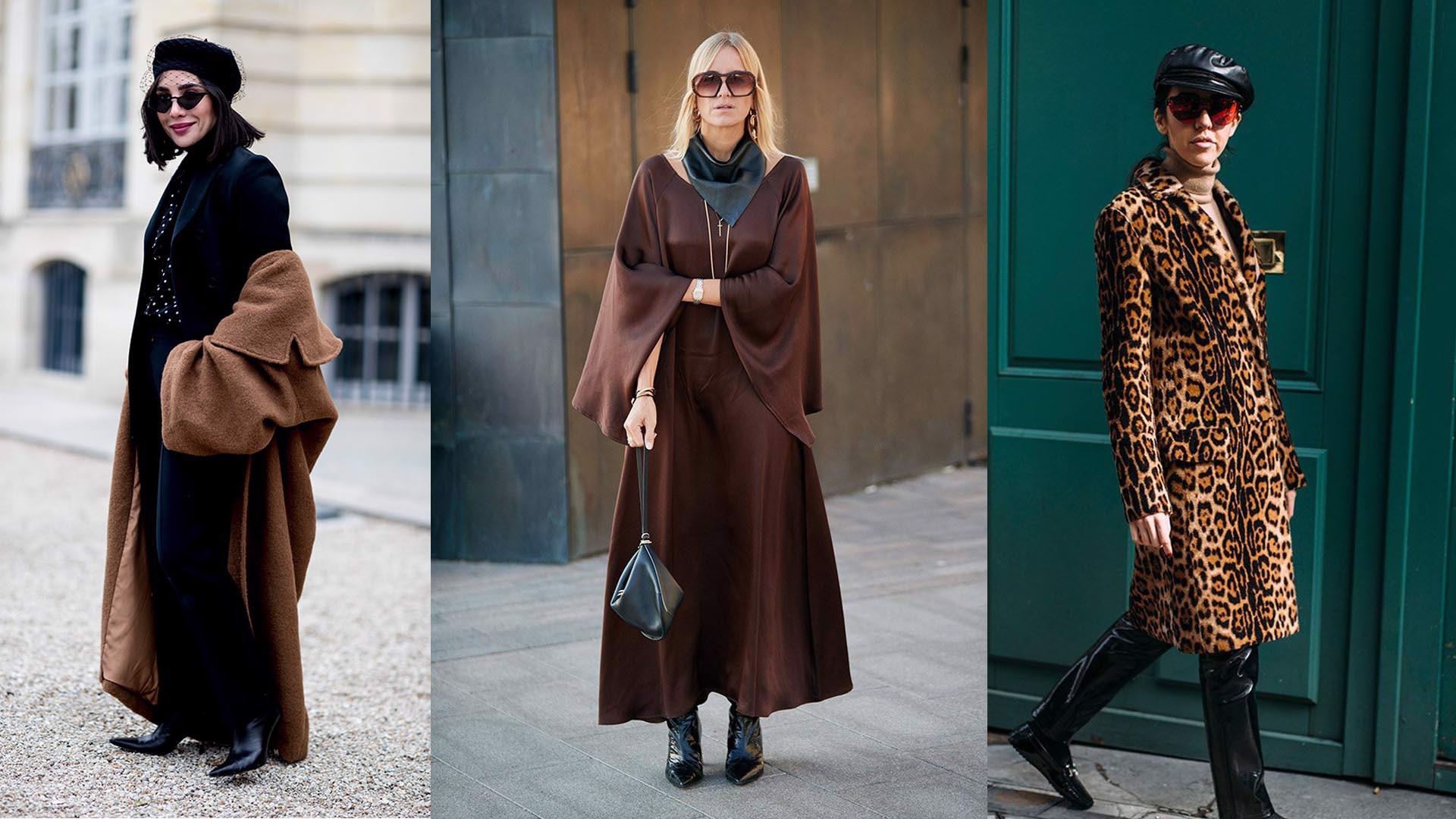 Xu hướng thời trang: Phối màu đen và nâu đẹp mắt – HNOSS