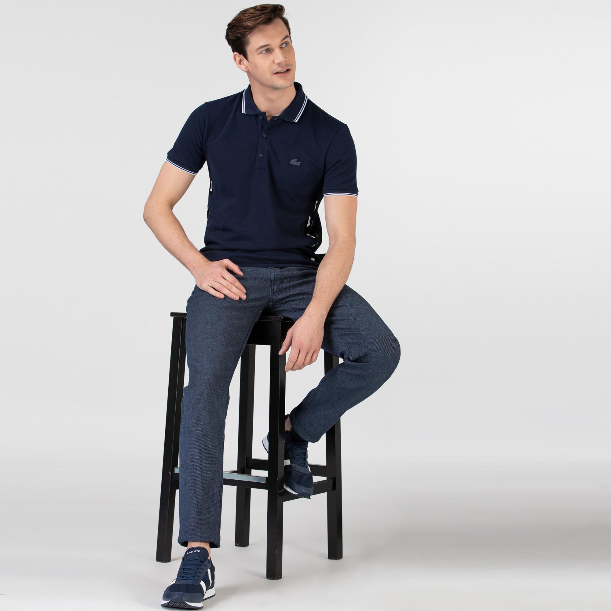 Lacoste Men's Slim Fit Denim Trousers HH0952 | Lacoste