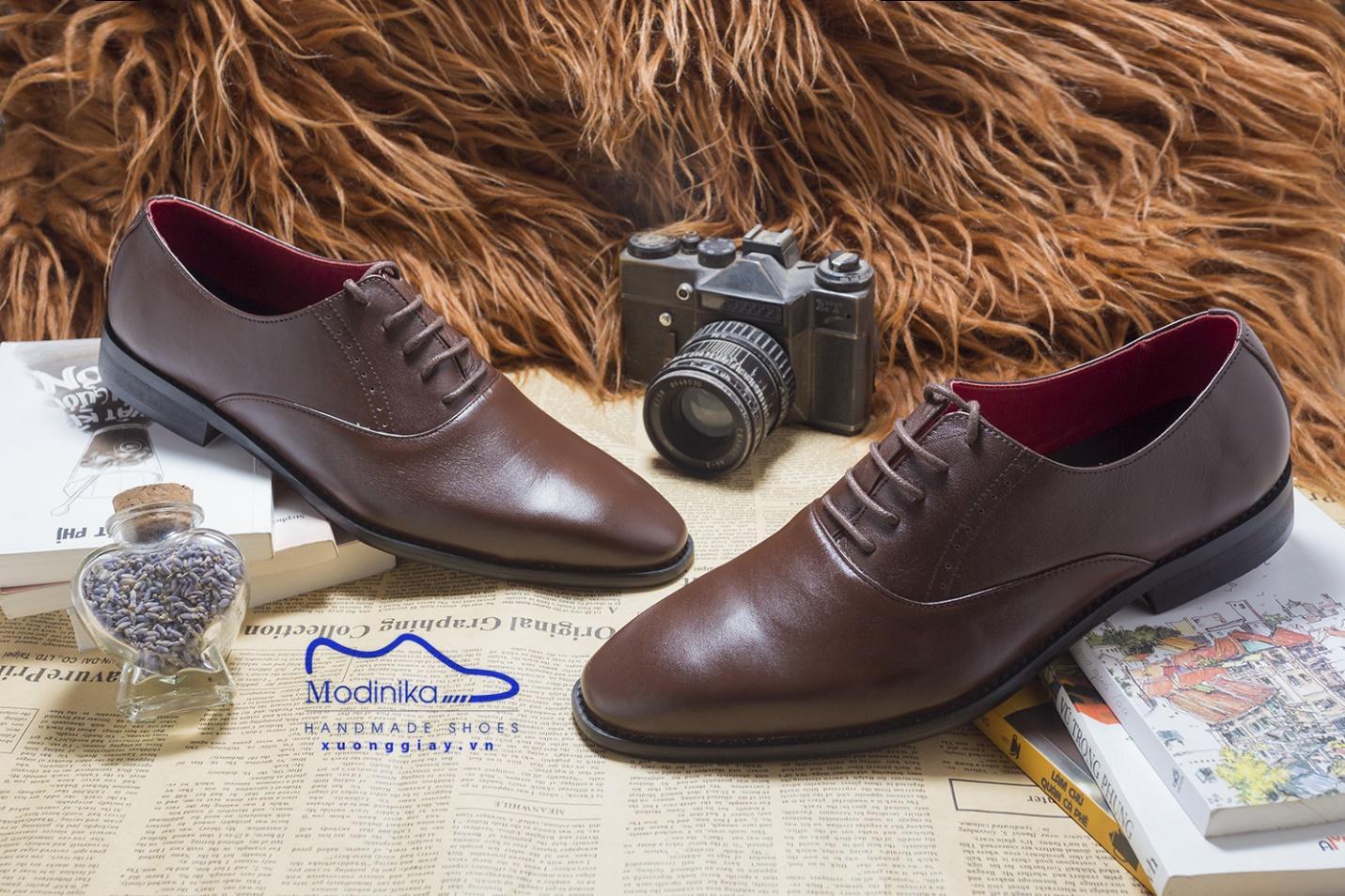 MODINIKA- xưởng giày giá sỉ uy tín tại HCM