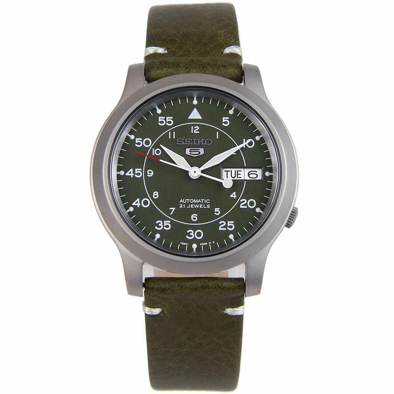 SNK805 SNK805K2 Seiko 5 Automatic Watch