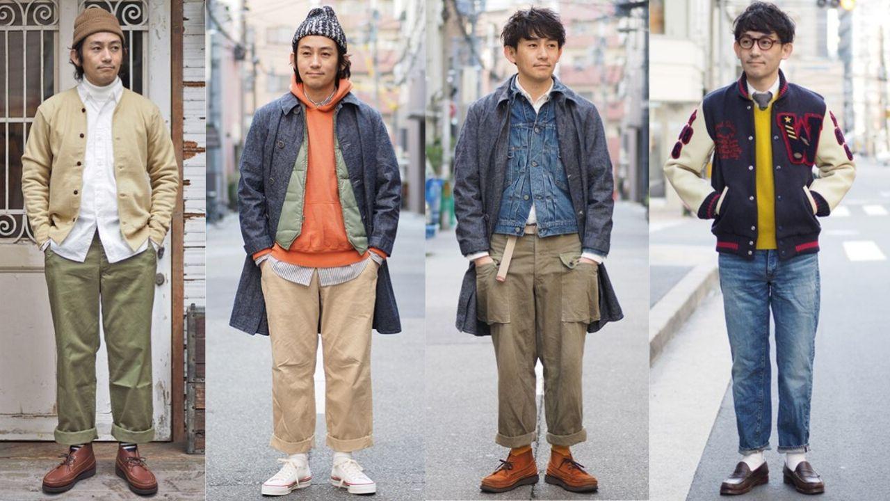 Phong cách thời trang Nhật Bản: Những thương hiệu mang dấu ấn Ametora    ELLE Man