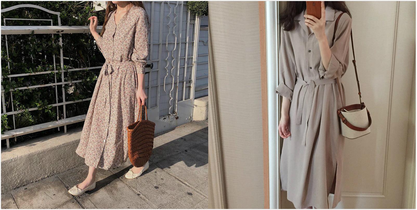 Biến tấu váy suông, váy liền thêm nổi bật với cách thắt nơ váy đẹp - Thời  trang - Việt Giải Trí