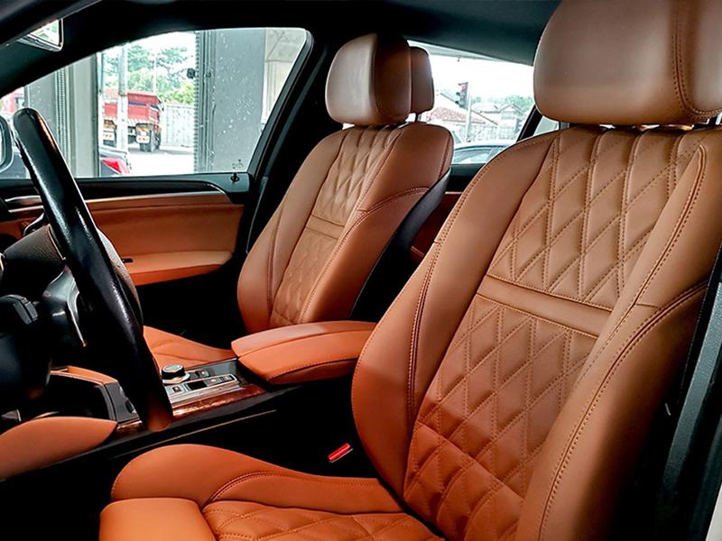Bọc ghế da ô tô: Kinh nghiệm bọc ghế da ô tô tránh phí tiền