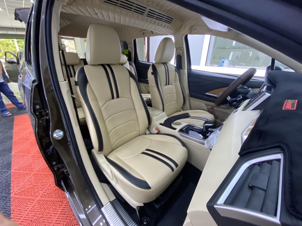 Bọc ghế da ô tô chất lượng cao Tại Nhà