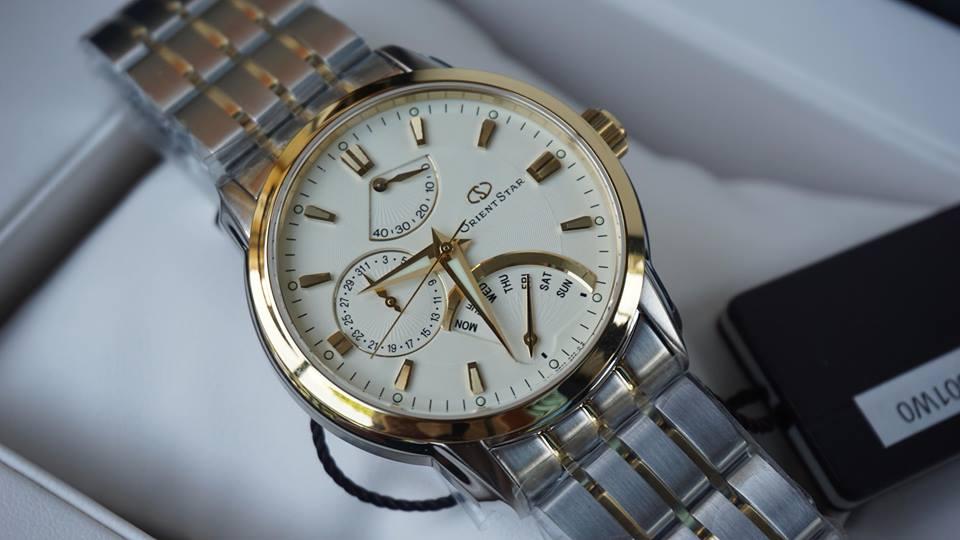 Đồng hồ Orient Star Retrograde SDE00001W0 | BDTWATCH
