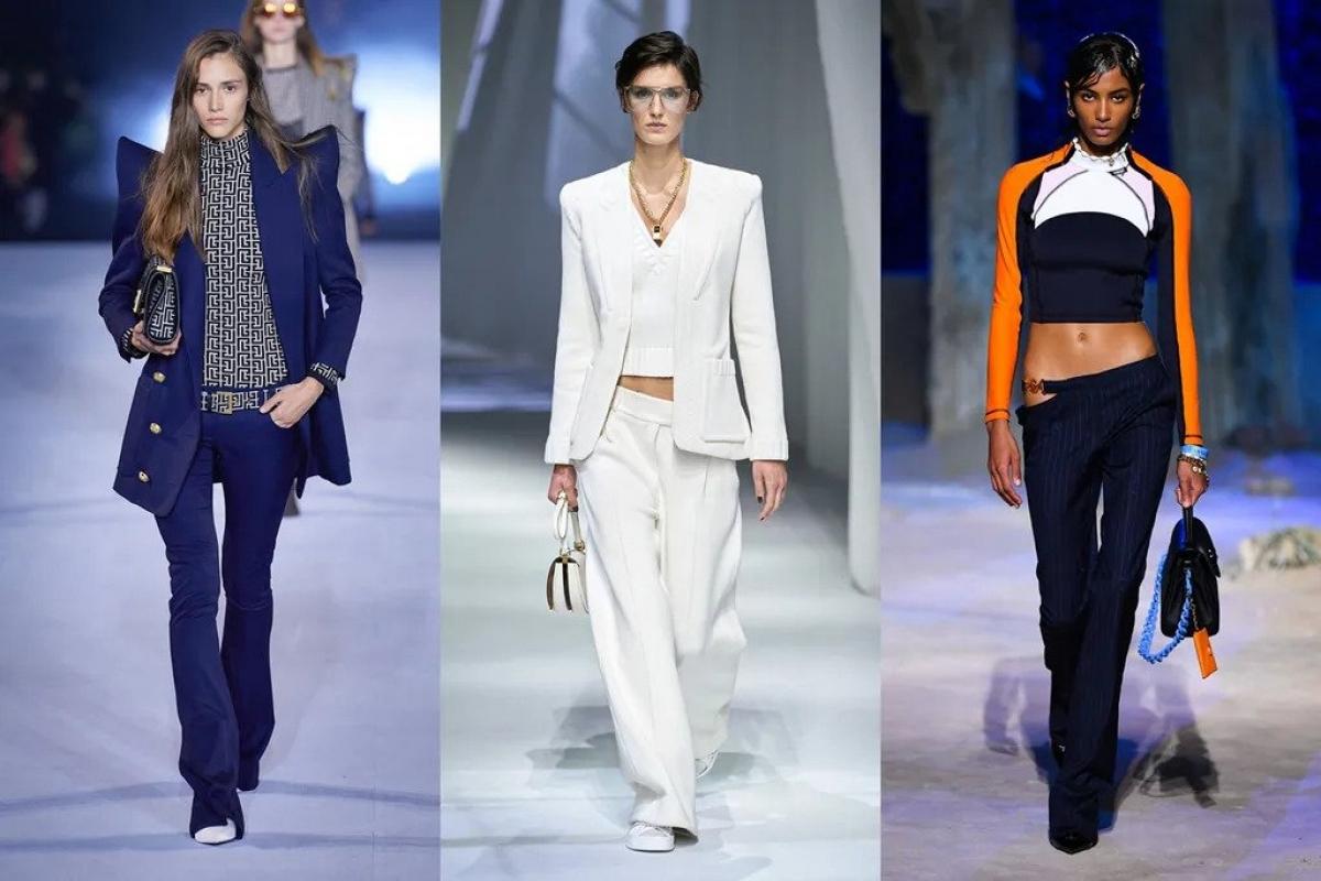 Xu hướng thời trang Xuân/Hè 2021: Sự trở lại của những thiết kế thập niên  90 | VOV.VN