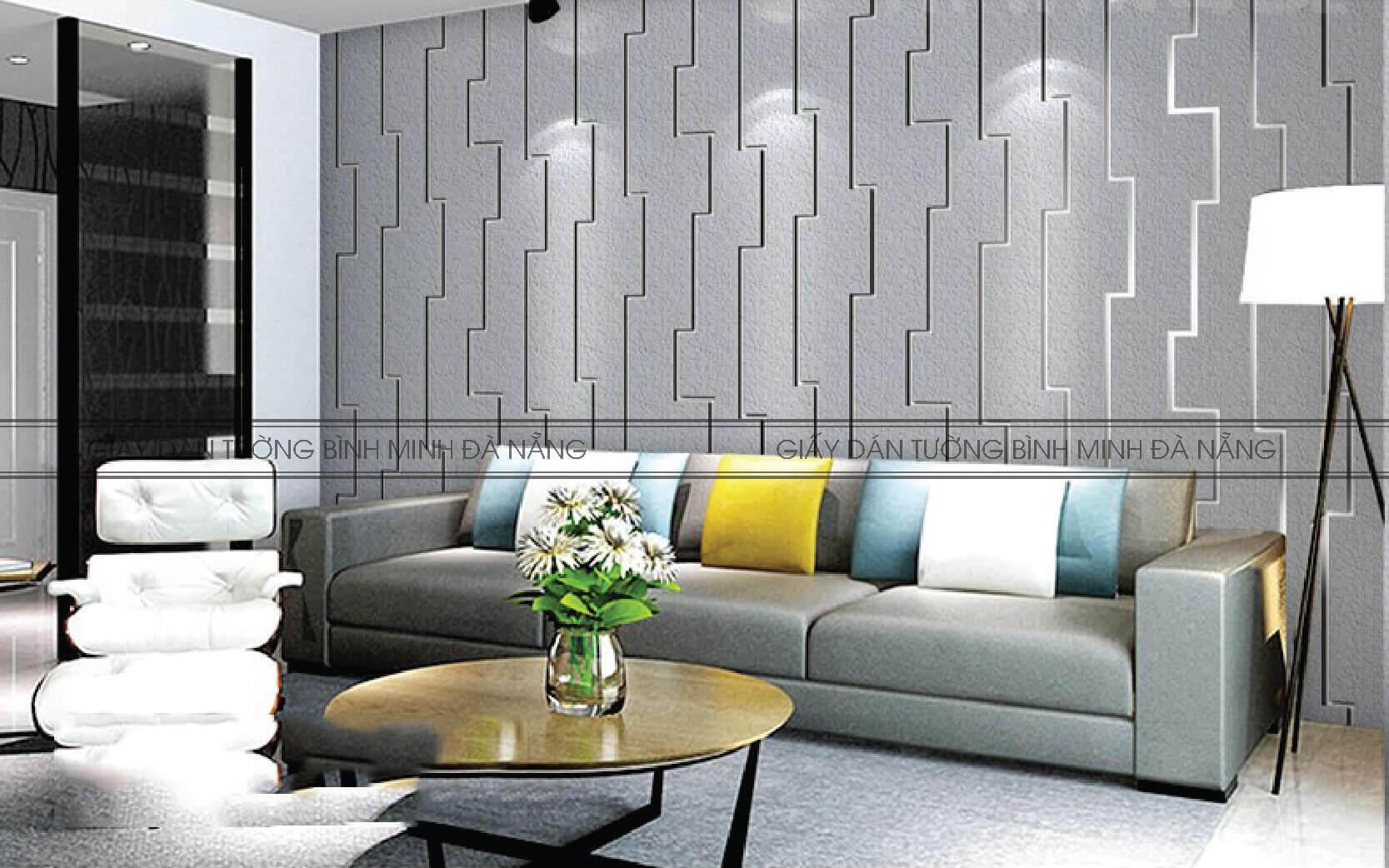 Giấy dán tường 3D Đà Nẵng, mẫu mới tại 175 Nguyễn Hữu Thọ