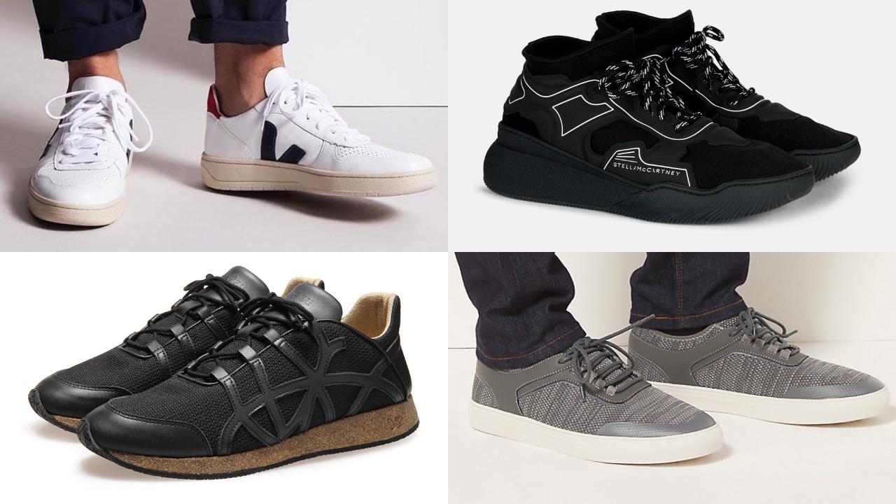 10 thương hiệu giày thể thao vegan đề cao sự bền vững   ELLE Man Việt Nam