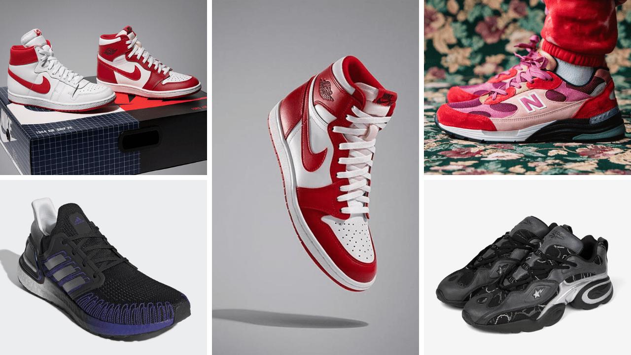 Top 5 mẫu giày thể thao đẹp ấn tượng sắp phát hành (9 - 16/2/2020) - Ragus