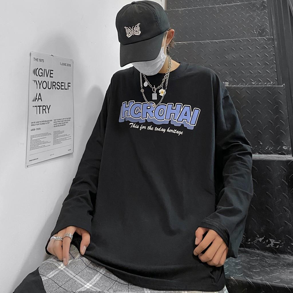 Mua Áo thun tay dài form rộng Yinxx, áo sweater Unisex SW507 Giá Tốt Nhất,  Chính Hãng giá tháng 6/2021 | 123Mua