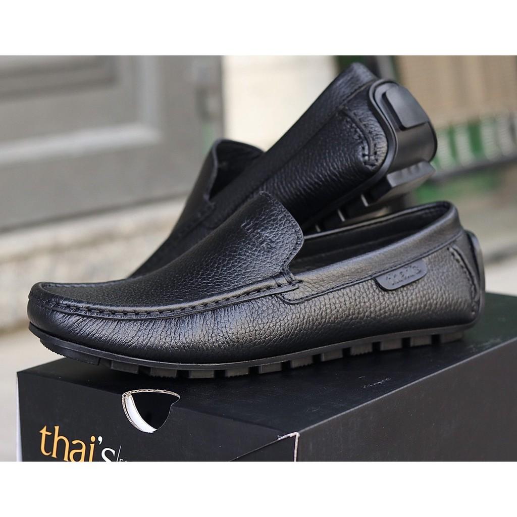 Giày Da Nhập Khẩu Thái Lan - Da Bò Thật 100% - Bảo Hành 24 Tháng - TH03 tại TP. Hồ Chí Minh