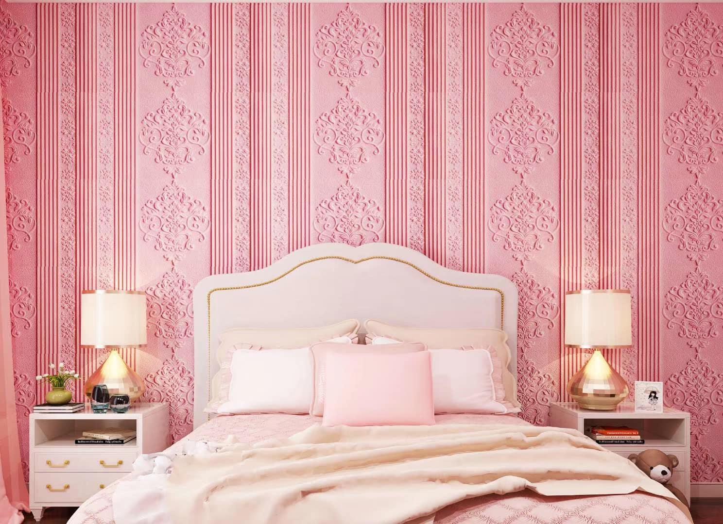 Ưu và nhược điểm của Giấy dán tường - Sơn Hiệu Ứng Waldo Textured Paint