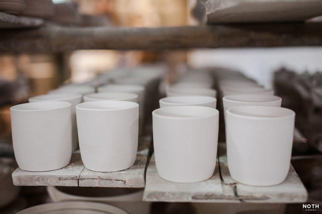 CUPO - Nét mộc vốn có của gốm sứ Việt - NOTH Garden