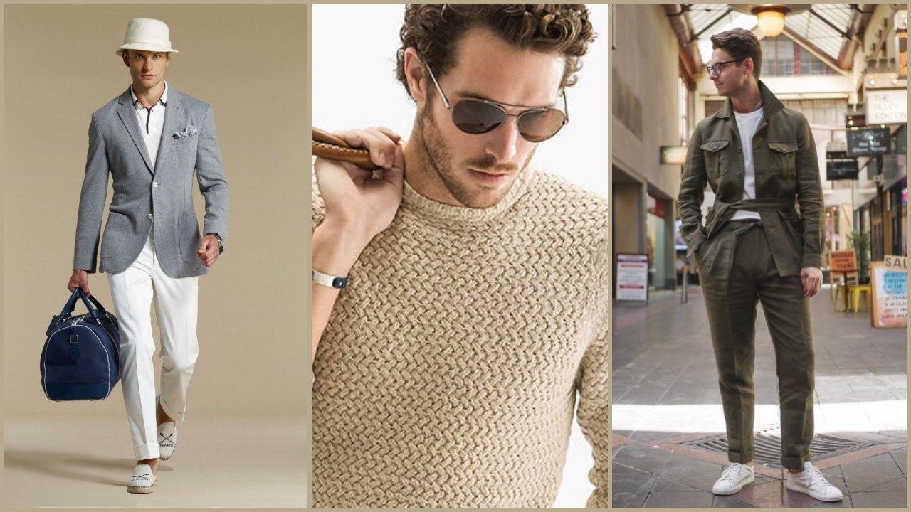 Phong cách thời trang nam: Tips mặc đẹp ở tuổi 30+ | ELLE Man