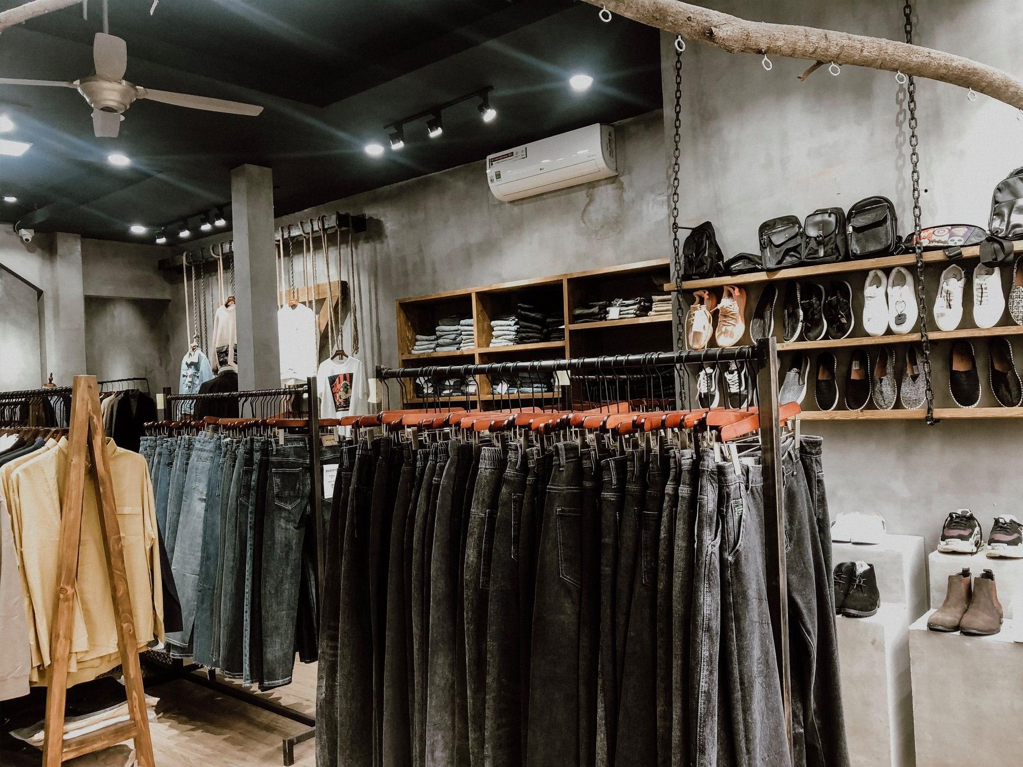 Shop quần áo nam cầu giấy   Shop thời trang nam cầu giấy uy tín