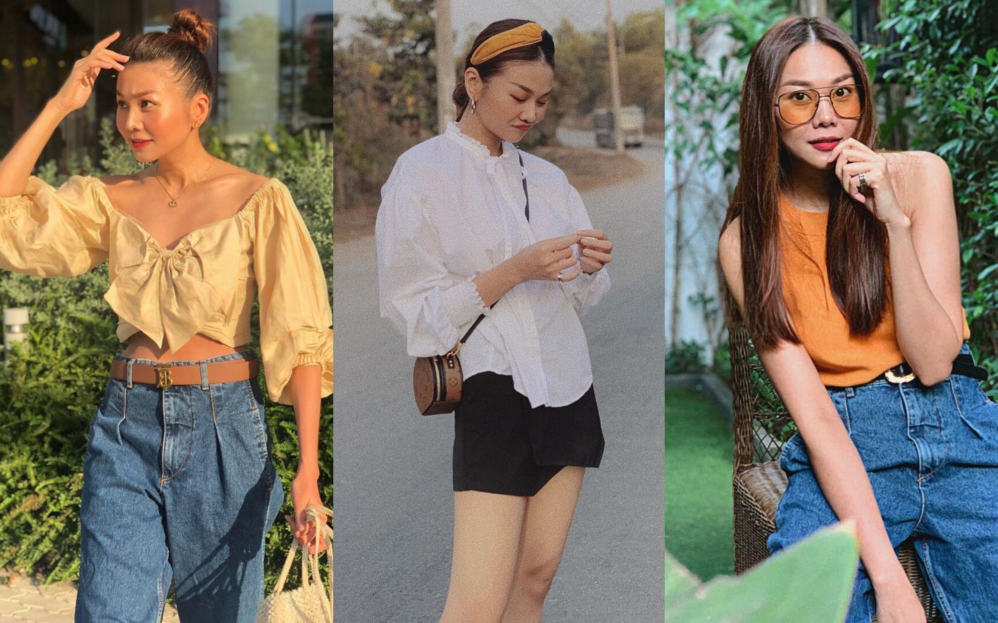 4 bí kíp mặc đẹp hack tuổi cho quý cô ngoài 30 tuổi