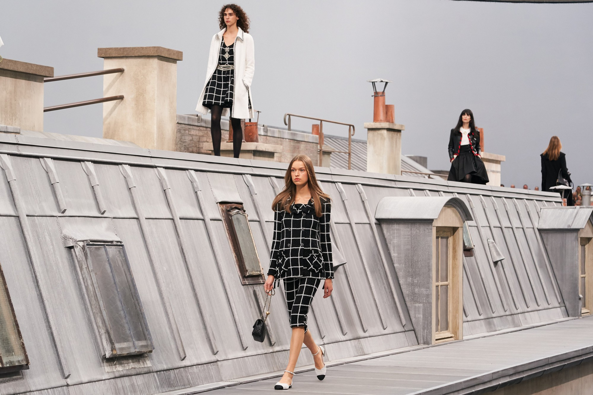"""Nước Pháp """"kinh đô thời trang của thế giới"""""""