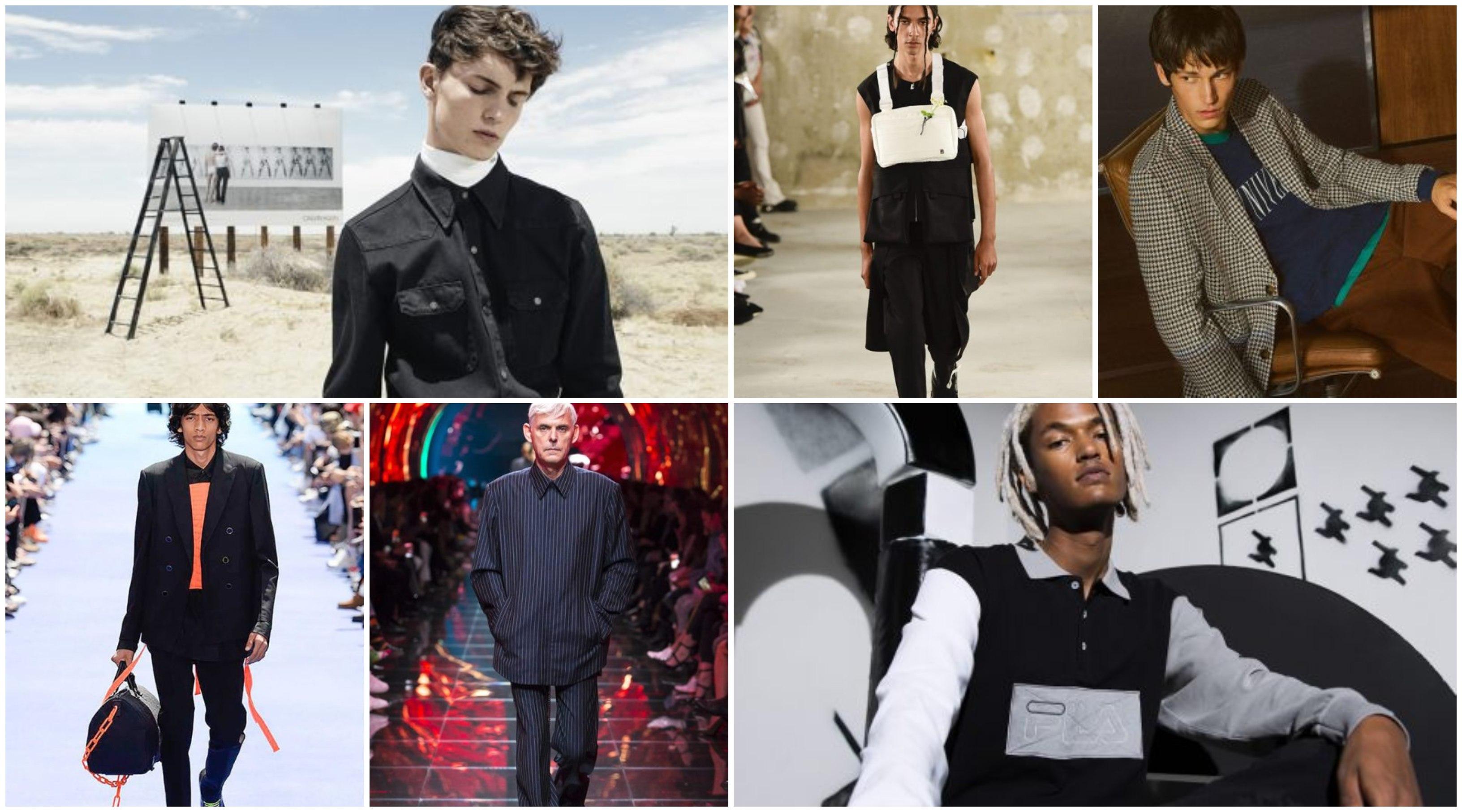 Đâu là 12 thương hiệu thời trang nam tâm điểm của 2019? | ELLE Man Việt Nam