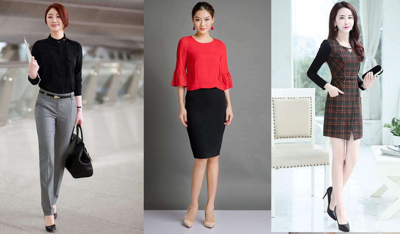 Shop thời trang công sở TPHCM giá rẻ