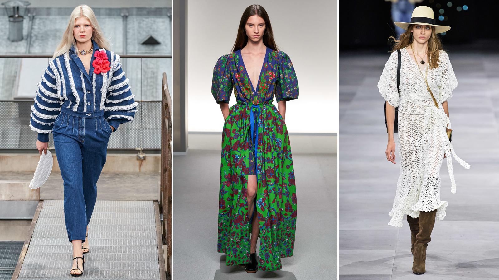 Xu hướng thời trang 2020: Sự bùng nổ của cảm hứng thiên nhiên | ELLE