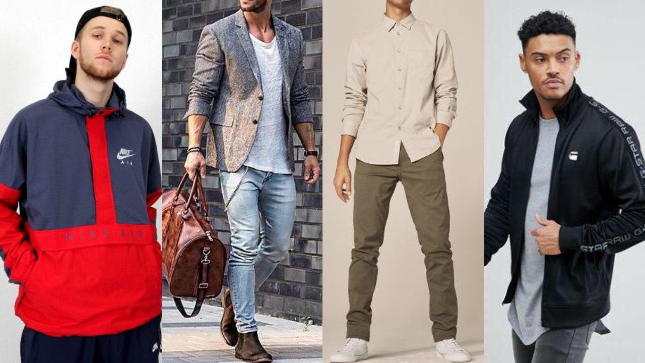 Cách ăn mặc cho nam hiệu quả
