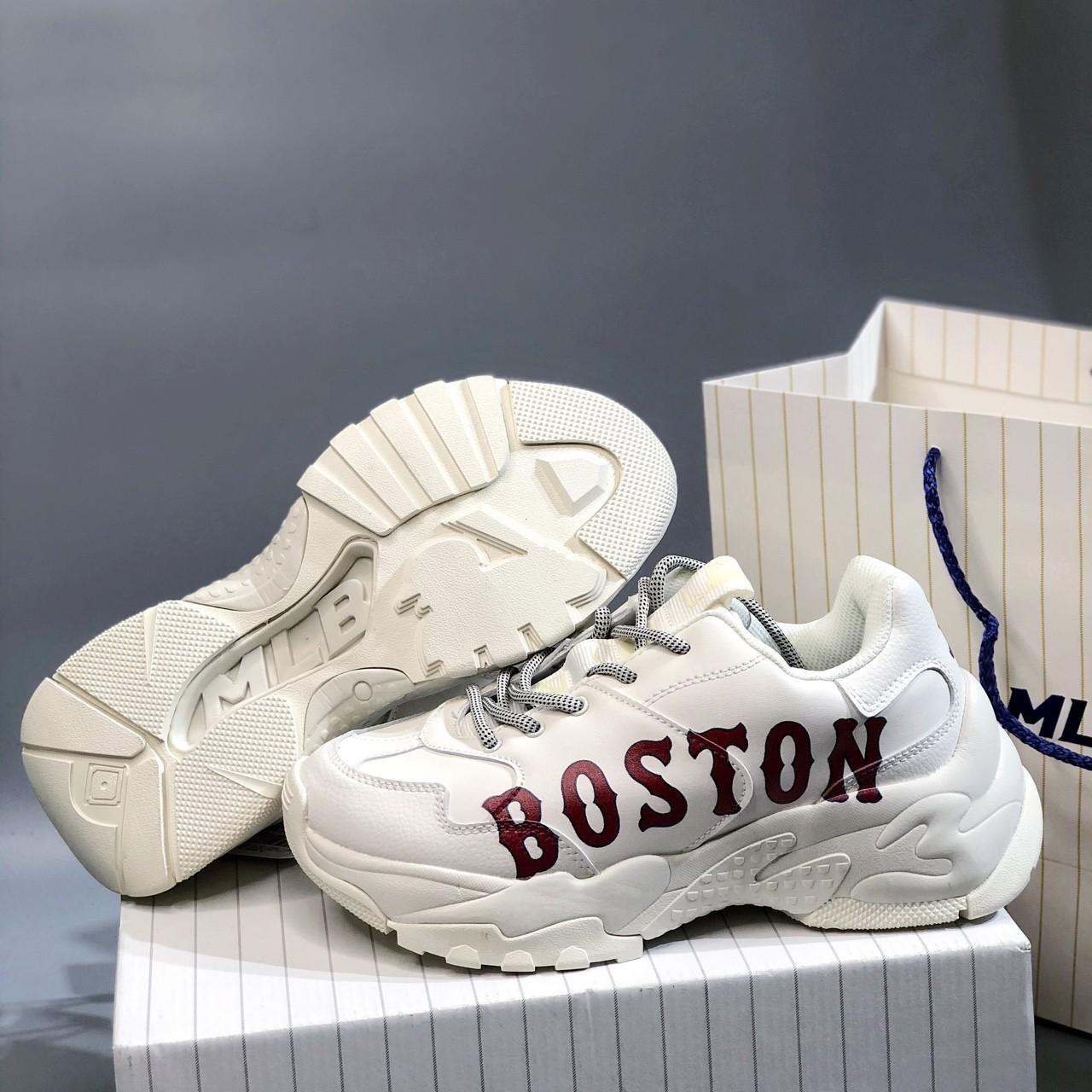 1 CHUYÊN SỈ giày sneaker MLB Boston Rep giá rẻ tại tphcm
