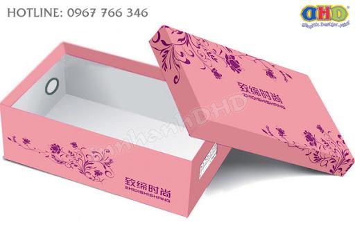 Top 10 Xưởng sản xuất hộp giấy đựng giày uy tín