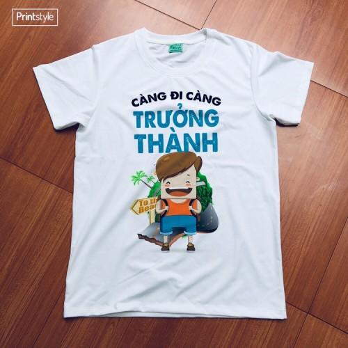 Top 10 Xưởng in áo thun uy tín giá tốt - Tuyensi.vn